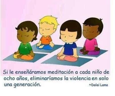 meditaniños